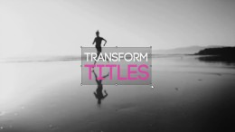 Transform Titles